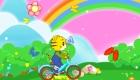 gratuit : La course de vélos