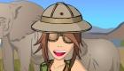 Jeux de fille : Jeu de safari