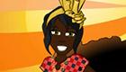 habillage : Jeu d'habillage au Kenya