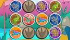 Jeux de fille : Jeu de mémoire de dinosaure