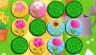 gratuit : Jeu de mémoire de fleurs