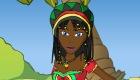 habillage : Jeu d'habillage en Jamaïque