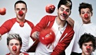 Paroles & vidéos : One Direction - One Way Or Another (Teenage Kicks)