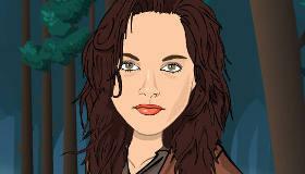 Jeux de fille : Habiller Kristen Stewart