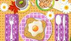 cuisine : Mettre la table