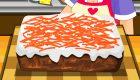 cuisine : Gâteau à la carotte