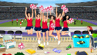 gratuit : Jeu de rangement avec les cheerleaders