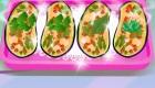 cuisine :  Cuisine des aubergines farcis à l'agneau et feta - 6