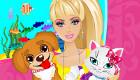 stars : Barbie vétérinaire