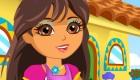 stars : Range la maison de Dora l'exploratrice
