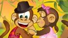 Joue avec Julius Jr l'adorable singe