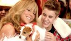 Paroles & vidéos : Justin Bieber ft. Mariah Carey - All I want for Christmas is you