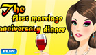 cuisine : Jeu d'anniversaire de mariage