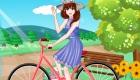 habillage : Une balade à vélo
