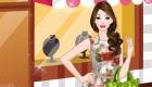 habillage : Habille Elise avec des vêtements fashion