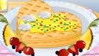 cuisine : Décoration de gauffres - 6