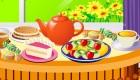 cuisine : Sert le thé dans un salon anglais - 6