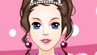 habillage : Gâteau de princesse pour fille de 9 ans