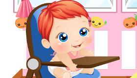 gratuit : S'occuper de bébé Alice