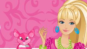 Barbie baby-sitter