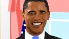 stars : Jeu Barack Obama