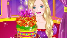 stars : Le cupcake de Barbie