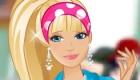 Barbie en roller