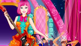 stars : Barbie star de la pop