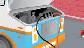 gratuit : Répare le camion de glace de Gégé