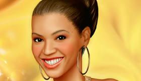 stars : Deviens la maquilleuse de Beyoncé