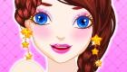 maquillage : Coiffure en tresses
