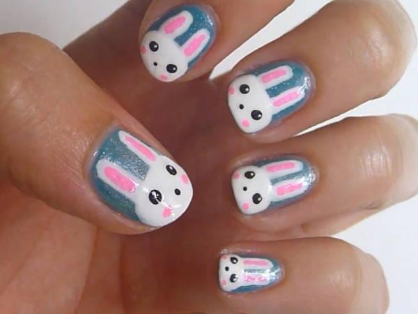 Cr er un nail art animaux sur tes ongles avec du vernis - Idee de vernis facile ...