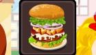 cuisine : Concours de hamburger