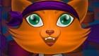 Jeux de fille : Jeu des 7 erreurs avec un chat