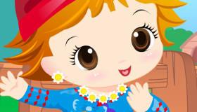 habillage : Habiller un petit bébé - 4
