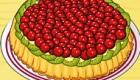 cuisine : Gâteau à la cerise