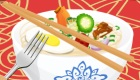 cuisine : Jeu de cuisine chinoise
