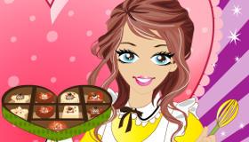 cuisine : Gâteau de Saint Valentin  - 6