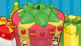 décoration : Jeu de décoration de cadeaux de Noël - 7