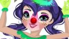 maquillage : Relooke une fille du cirque