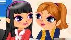 habillage : Habiller deux filles de 12 ans à l'école