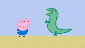 Jeux de fille : George Pig l'aventure