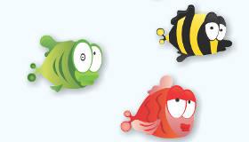 gratuit : Compte les poissons - 11