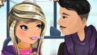 habillage : Habillage de couple au ski
