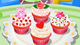 cuisine : Cuisine des gâteaux de Saint Valentin
