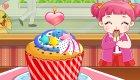cuisine : Jeu de cupcake