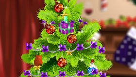 décoration : Décoration de sapin de Noël