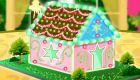 cuisine : Une maison en chocolat à décorer - 6