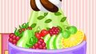 cuisine : Jeu de décoration de sorbet