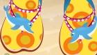 décoration : Jeu de chaussures de styliste